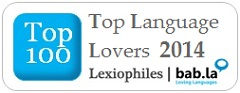 Top 100 Language Lovers 2014