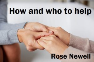 How and who to help - assisting less-experienced translators - by Rose Newell
